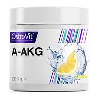 AAKG Ostrovit, 200 грамм (со вкусом)