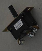 Вимикач - тумблер ПТ-18-25-2112-30УЗ (аналог ПН-45 М-2) срібло, фото 1