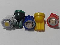 Светодиод T10-WG-1SMD(5050)-12V