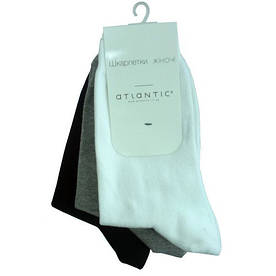 Шкарпетки жіночі 3LSC-030 atlantic 3пари