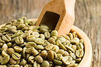 Кофе зерновой зеленый Арабика Сорт: Сантос Страна: Бразилия размер (скрин): 17-18 вес: 500 гр
