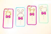 Hello kitty diamond TPU case for iPhone 7