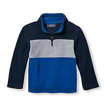 Флисовый пуловер на мальчика 2, 3, 4, 5 лет The Children's Place (США)