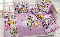 Постельное белье для новоражденных Class Bahar Ayicik v2 Lila