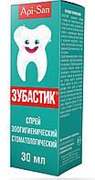 Зубастик Спрей стоматологический для собак и кошек, 30 мл Api-San
