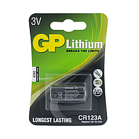 Батарея CR123A GP