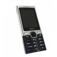 """Мобильный телефон Nokia Asha 102 (2 SIM) 2,6"""" 1,3 Мп FM, MP3! black черный Гарантия!"""