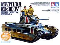 Танк Matilda Mk.III/ IV 1/35 TAMIYA 35300