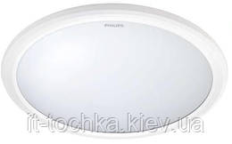 Светильник потолочный philips 31817 led 12w 6500k ip65 white