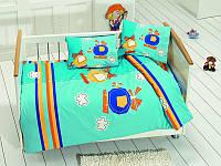 Постельное белье для новоражденных Class Bahar Sky v2 Turkuaz