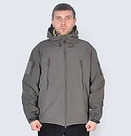 Натовская теплая куртка на флисе, производство - Европа
