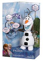 Говорящий Олаф Холодное сердце Дисней 10 фраз Disney Frozen Olaf