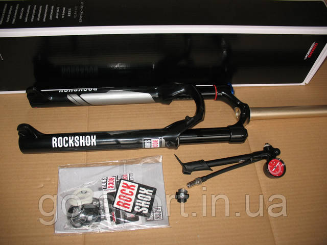 """Велосипедные вилки Rock Shox Reba RL Solo Air 100mm 29"""""""