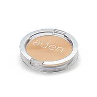 Aden Пудра 372 Face Compact Powder (02/Beige) 15 gr