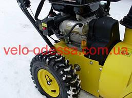 Снегоуборочная машина Crosser CR-SN-2 с электростартером