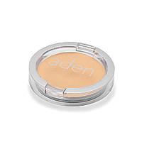 Aden Пудра 373 Face Compact Powder (03/Soft Honey) 15 gr