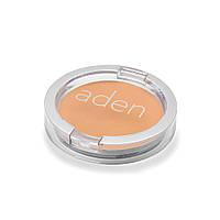 Aden Пудра 374 Face Compact Powder (04/Fudge) 15 g