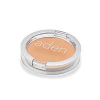 Aden Пудра 376 Face Compact Powder (06/Nougat) 15 gr