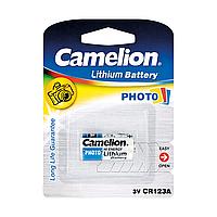 Батарейка CR123A Camelion