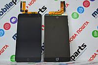 Оригинальный Дисплей (Модуль)+Сенсор (Тачскрин) для Meizu M1 Note (Черный) + Скотч