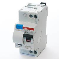 Дифференциальный автоматический выключатель DS951AC-B10/0,03A ABB