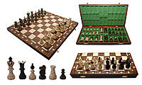 Деревянные шахматы «Амбасадор» 54 см