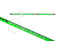 Маховая удочка длина 5м Siweida Fisher green  5-30гр.