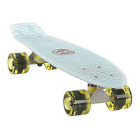 "Penny Board Candy 22"" Light Blue"