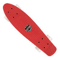 "Penny Board Candy 22"" Red White, фото 1"
