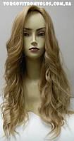 """Длинный парик из натуральных волос """"Helen"""", фото 1"""