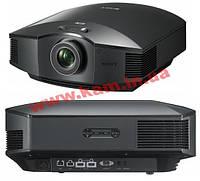 Проектор для домашнего кинотеатра Sony VPL-HW65ES, черный (VPL-HW65/B)