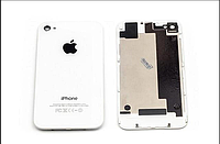 Задняя крышка коруса для iPhone 4s белая