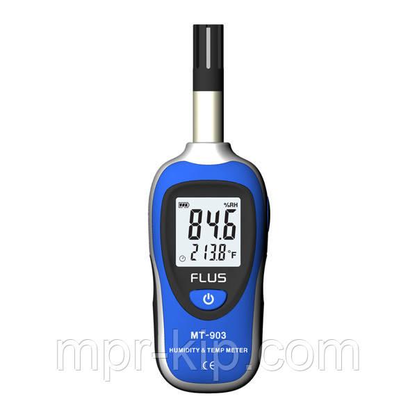 Цифровой термогигрометр FLUS MT903 MINI (-30 - 70°С; 0 - 100% RH)
