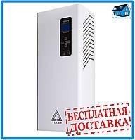 """Электрический котел ТЭНКО (TENKO) """"Премиум Плюс"""" (ППКЕ) 9 кВт/380 В тенко (микропроц+насос+безопасность+бак)"""