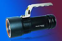 Сверх-яркий фонарь прожектор Bailong Police bl T802 XPE(Q5)