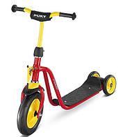 Трехколесный самокат для детей Puky R1 Rot