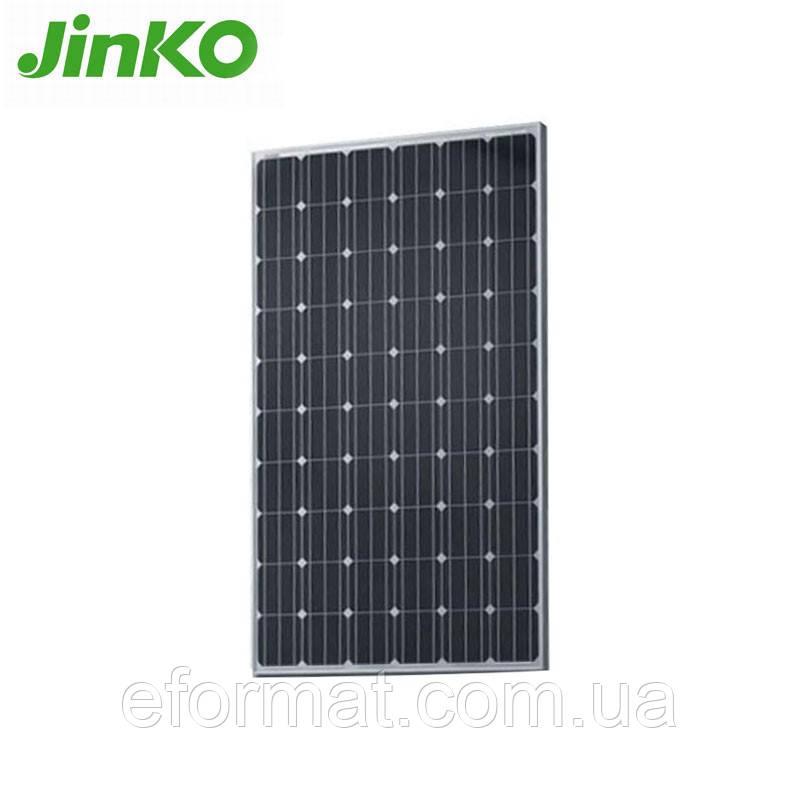 Солнечная панель Jinko Solar JKM260M монокристалл - Евроформат в Киеве