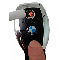 Зажигалка USB BMW + фонарик
