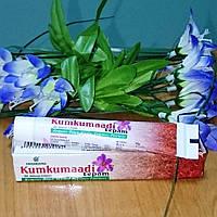"Восстанавливающий крем для лица ""Кумкумади лепам"", 10 гр, производитель ""Нагарджуна"""