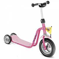 Трехколесный самокат для детей Puky R1 Lovely Pink