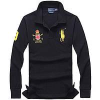 Ralph Polo мужская рубашка поло реглан ралф лорен поло купить в Украине.