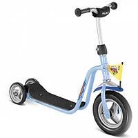 Трехколесный самокат для детей Puky R1 Ocean Blue