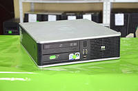 Системнй блок HP dc7800/ Intel Core 2 Duo E7400/ 3Gb DDR2/ 80Gb HDD