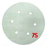 3M 00134 266L Hookit™ - Круг для полировки искусственного камня, 40 мкм (P360), д. 150 мм