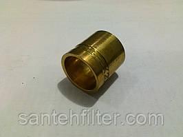 Гильза 25  для запрессовки натяжная аналог Рехау (Rehau) Heat-Pex (Хитпекс)