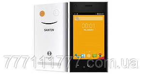 "Смартфон Macoox Santin Q727 white белый (2SIM) 3,5"" 0,5/4 GB 2 Мп 3G оригинал Гарантия!"