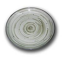 Тарелка фарфоровая Siesta 230мм. Граффити