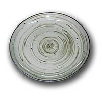 Тарелка фарфоровая Siesta 250мм. Граффити