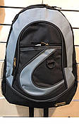Рюкзак Hi-Tec   BACKPACK RUCKSACK School or College Bag Travel (Black/Grey)