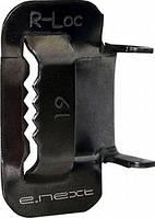 Стальная скрепа изолированная e.steel.fastener.ppa.19